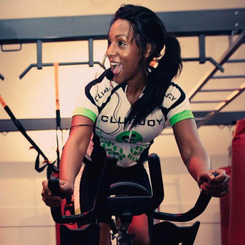 Enjoy Sportsclub groepslessen Amy