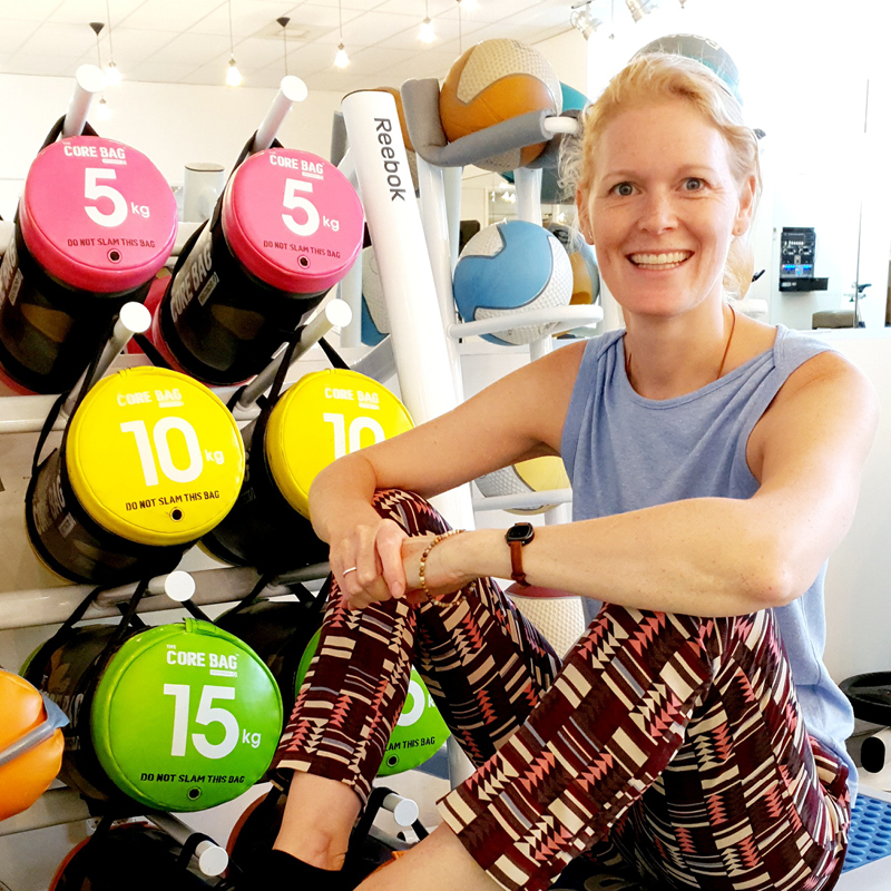 Enjoy Sportsclub groepslessen fitness Mariken